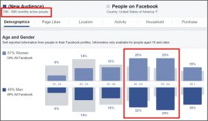 Facebook Audience Insight Corp. Demo