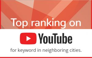 Top Ranking on YouTube for Neighboring Cities