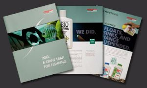 Graphic Design Samples- Marineland Life Science Systems