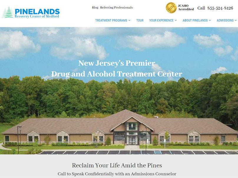Website Design | Logo Design | Photography Pinelands Recovery