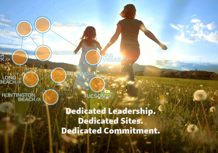 Elite Clinical Network webpage cover