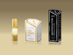 Production Packaging Design and 3D Modeling for Fashion Naturals