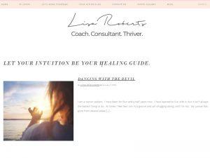 Lisa-Roberts-blog-webpage