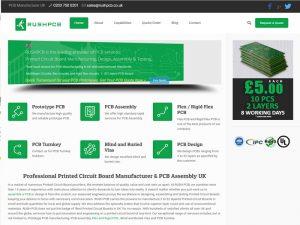 Rush-PCB-Website