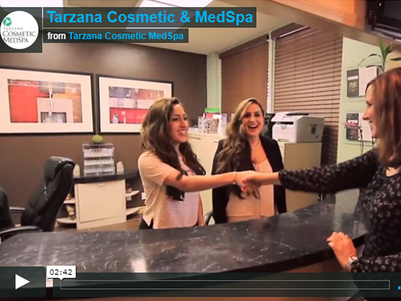 Video Production for Tarzana Cosmetic MedSpa