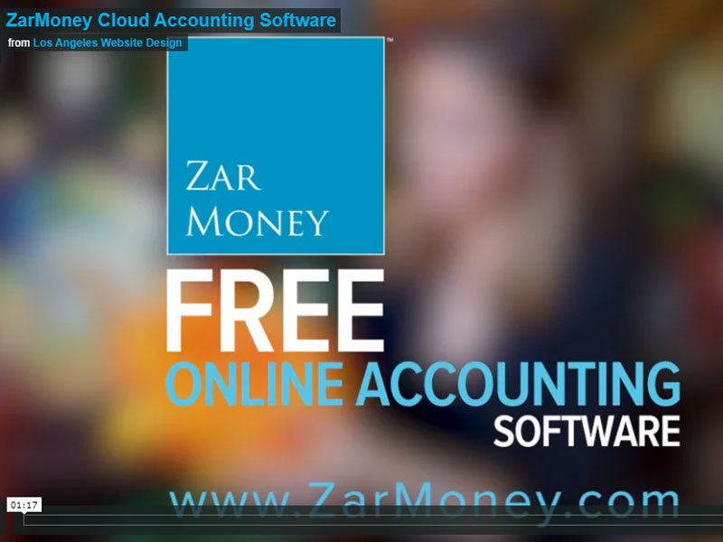 Video Production for ZarMoney