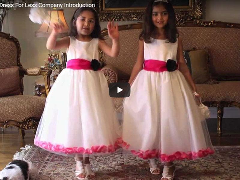 Video Production for Flower Girl
