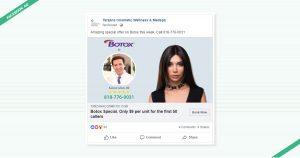medspa facebook ad navazon digital los angeles