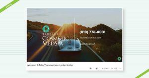 medspa video marketing agency Los Angeles