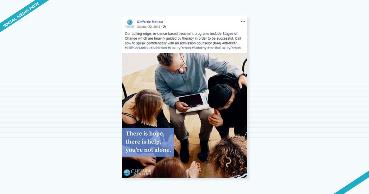 Social Media Posts Slider
