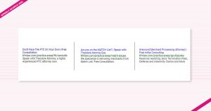Google search Ads TFM Law Navazon Digital los angeles marketing agency