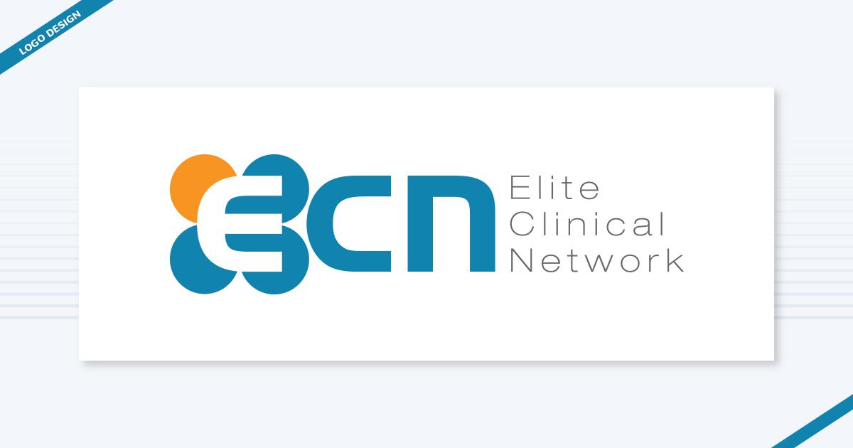 Logo-Design-Elite Clinical Network