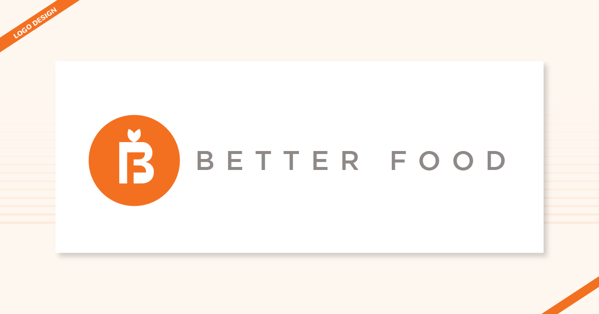 Logo DesignBetter Food Los Angeles Digital Marketing Agency