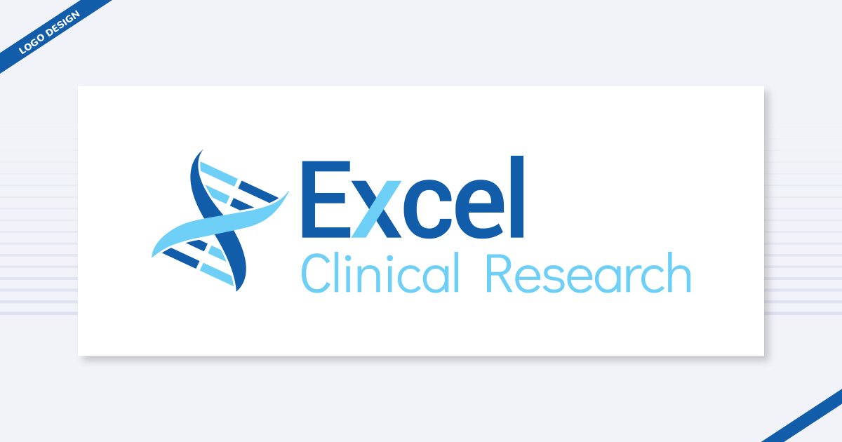 Logo Design Excel Clinical Research