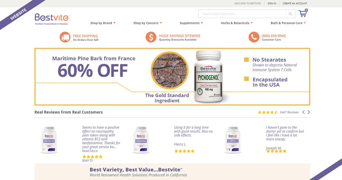Bestvite website design digital marketing agency los angeles