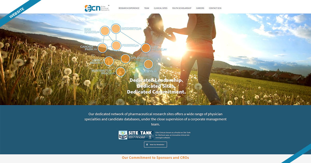 Website-Design-Elite-Clinical-Network