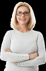 Business woman, digital marketing