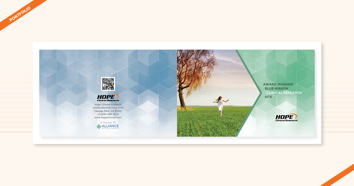 Print Brochure Hope Clinical Research