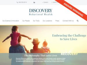 discovery behavioral health woodland hills los angeles marketing agency
