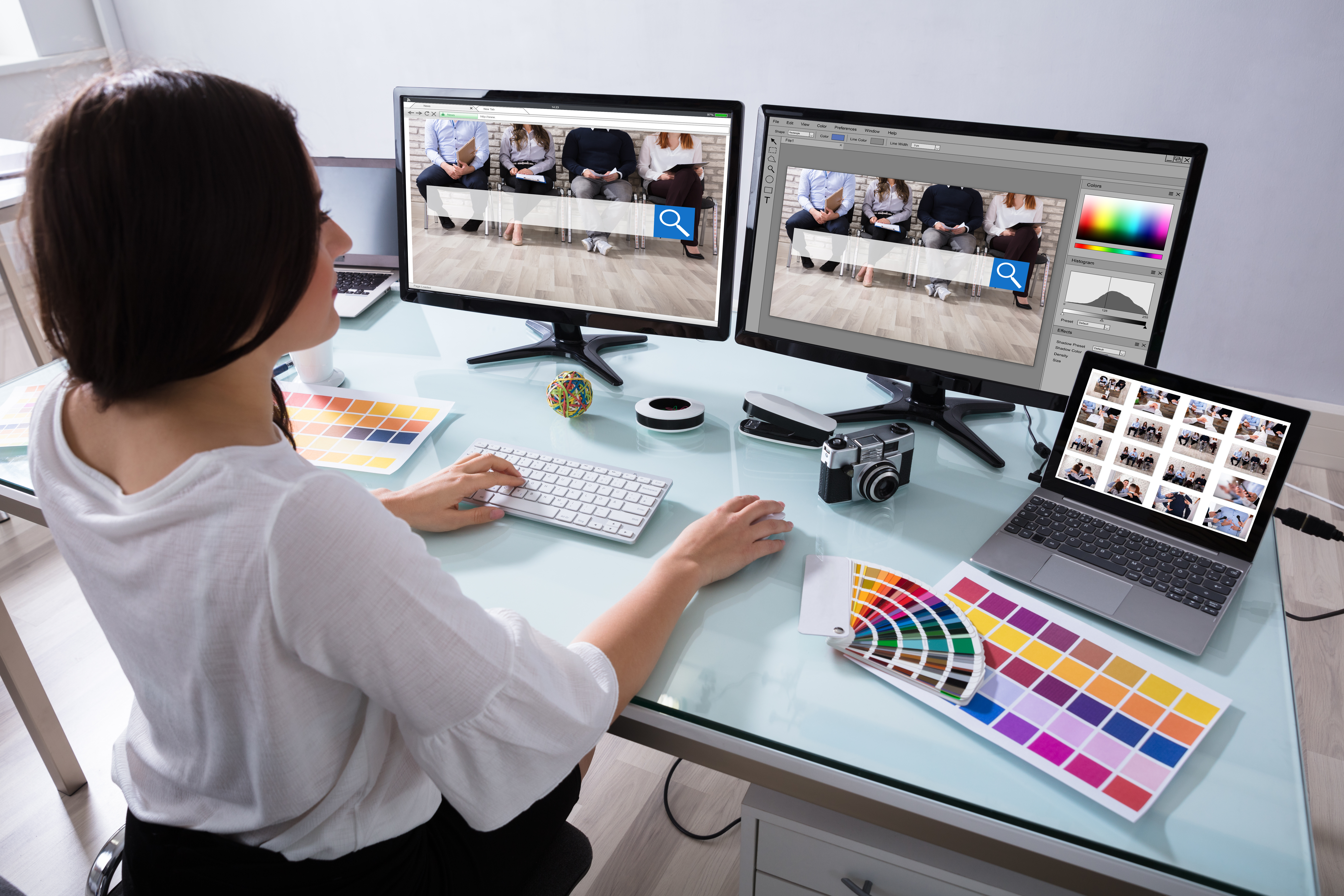 What to Look for When Hiring A Graphic Designer