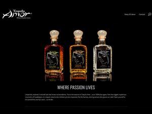Tequila Amor Portfolio