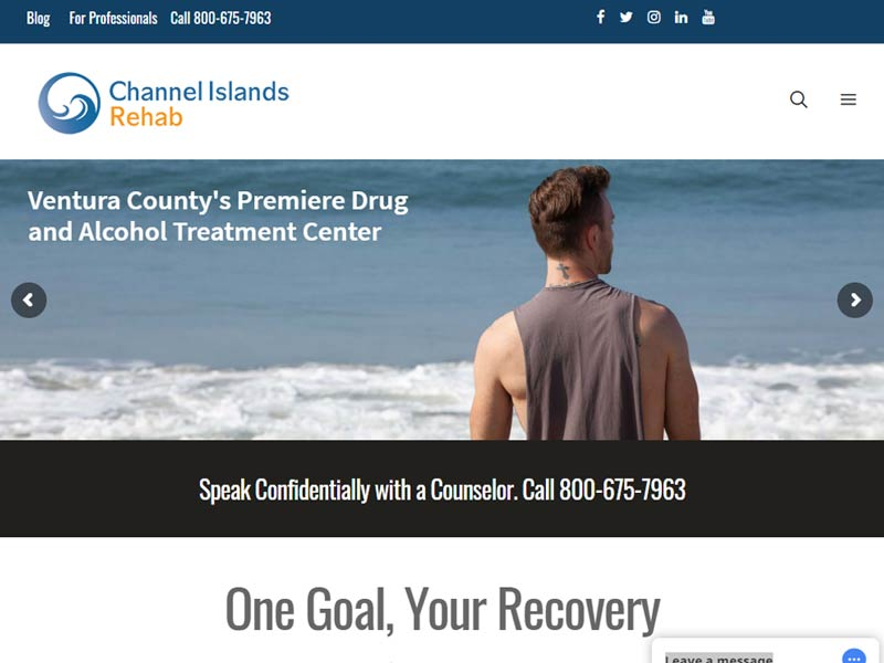 Channel Islands Rehab Portfolio