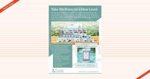 Concierge IV Nutrition Graphic Design