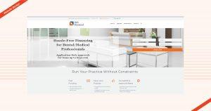 IMS Financial Website Design