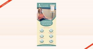 concierge iv nutrition window poster