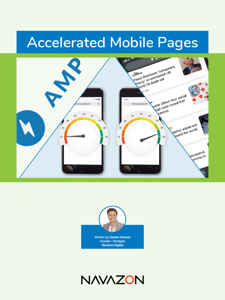 Accelerated Mobile Pages eBook AMP