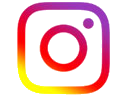 rainbow instagram logo