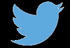 blue twitter logo