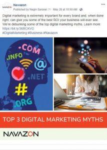Digital Marketing Example