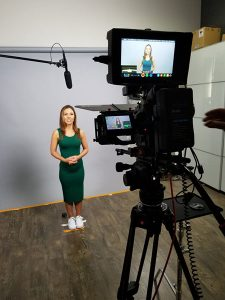 Testimonial video recording in Los Angeles