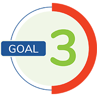 goal number 3 icon