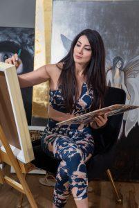 Maha Art painting.