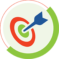 marketing goals icon