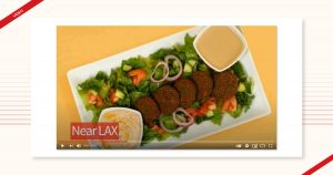 Video for Kebab Bar, created by Navazon Digital.