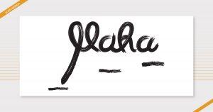 Logo design for Maha Art done by Navazon Digital.