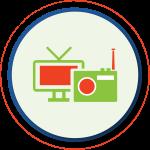 Traditional Media TV and Radio