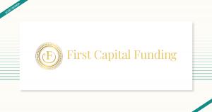 first capital funding logo design